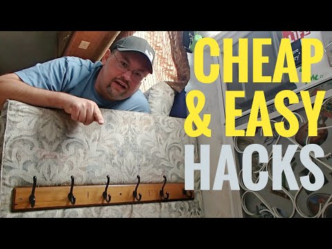 Cheap And Easy RV Hacks!