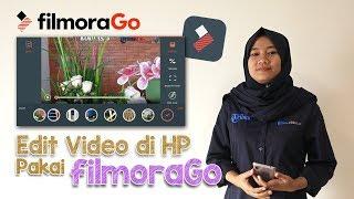 Tutorial Ngedit Video di HP Pakai Aplikasi FilmoraGo, Tersedia Tools, Bumper dan Animasi Beragam