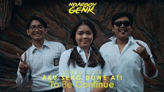NDARBOY GENK   AKU SENG DUWE ATI (Official Video Lyric)