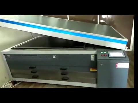 30x40 Inch Flexo Plate Processor