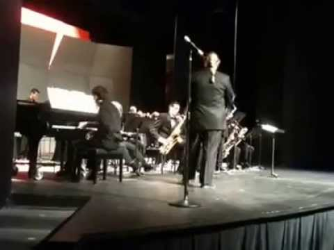 El Finale Del Verano- TCHS Jazz Band- 2013