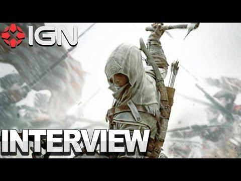 Assasin's Creed III se představuje