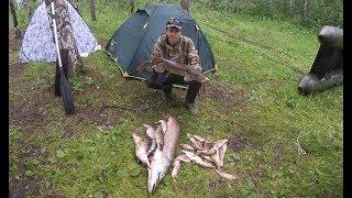 Рыбалка в новосибирской и томской области
