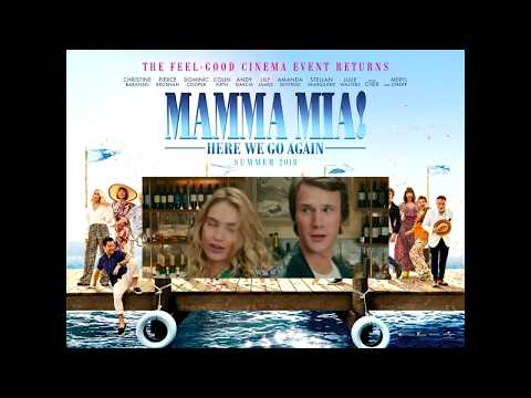 Mamma Mia Here We Go Again - Waterloo