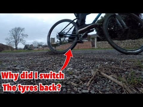 Why I stopped using the THICKSLICK TYRES!!!