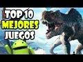 Top 10: Mejores Juegos De Dinosaurios Para Android