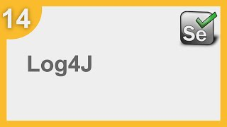 Selenium Framework for Beginners 14 | What is Log4j | How to add Log4j in java project