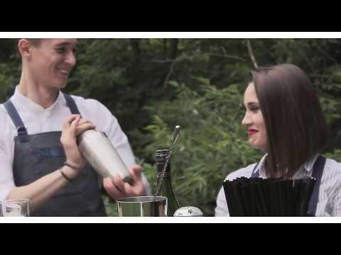 Spirit Space - Виїзний коктейль-бар, відео 1