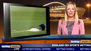 England ODI Sports Betting