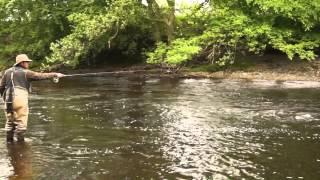River Fly Fishing Summer Tactics