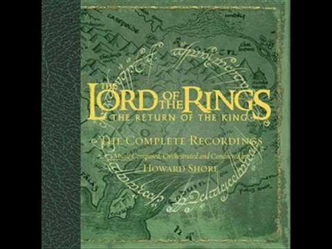 The Sacrifice of Faramir / The Edge of Night (Song) by Howard Shore and Billy Boyd