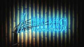 Nikki Beach Miami Beach What Women Want  Kalil and LoinCloth LA