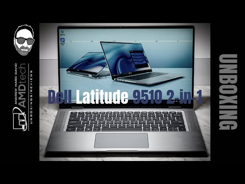 "External Review Video rbwdkQ-k8qw for Dell Latitude 9510 15"" (2-in-1) Laptop"