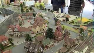 preview picture of video 'Sommerfest 2012 bei Modellbahn Pürner in Wiesau Opf'