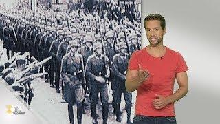 Münchner Abkommen erklärt   Historische Ereignisse mit Mirko Drotschmann