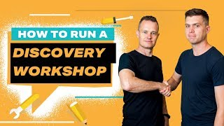 How to Run a Discovery Workshop with a Client - Ep 17 - Silence is Golden #wordpress