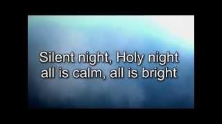 Silent Night ( with lyrics ) by Josh Groban