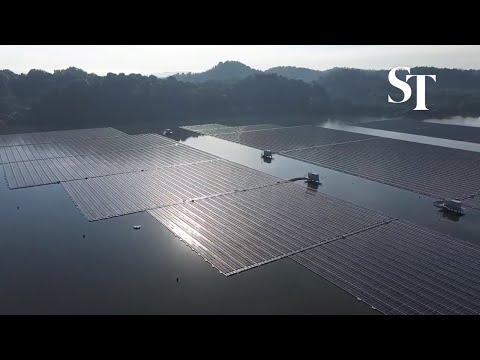 Najveća plutajuća solarna farma na svijetu