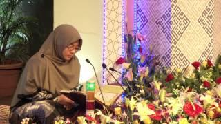 Gambar cover Qariah Nurul Huda Khamsani (Singapura)