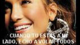 Jennifer Lopez Carino Spanish Version Video