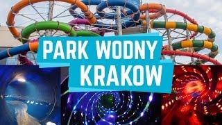 New Water Slides at Park Wodny Kraków! (GoPro Compilation)
