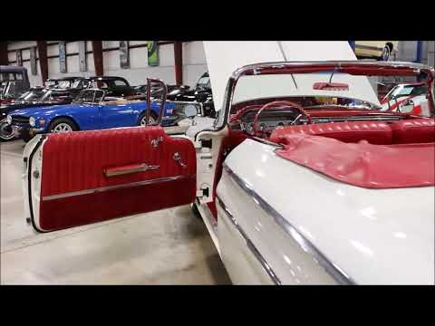 Video of Classic 1960 Bonneville - $49,900.00 Offered by GR Auto Gallery - LUZH