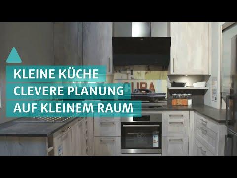 Kleine Küchen - So kommen kleine Küchen ganz groß raus