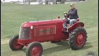 You Ordered This Tractor Out Of The Sears Catalog! 1938 Graham Bradley - Classic Tractor Fever