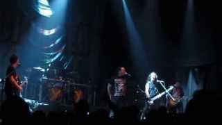CHOPPER - AUTODEFENSA - LA TRASTIENDA 13/04/2013 - MONTEVIDEO