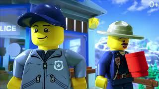 Невероятная горная полиция - LEGO City - Часть 1