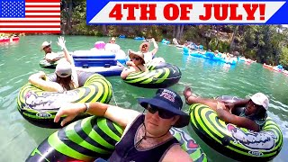 FLOATING THE FRIO RIVER 2019, CONCAN TEXAS!