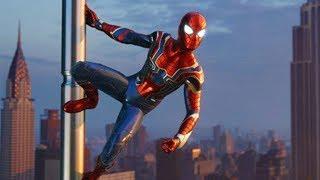 钢铁侠研发的钢铁蜘蛛装黑科技满满,蜘蛛侠能提升巨大