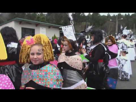 Meninas e Vélazquez en Lourenzá