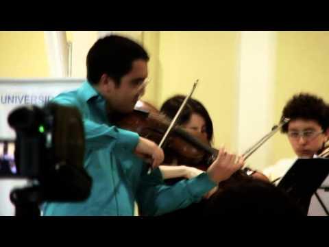 Conservatorio UBB - L'incoronazione di Dario: Presto (Vivaldi)