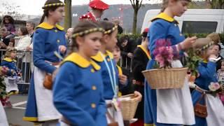 春を呼ぶお祭り ゼクセロイテン 2018.04.16【スイス情報.com】