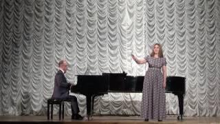 Элеонора Бондарь, ф-но -  Сергей Беляков 22.03.2017