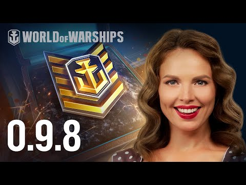 World of Warships Celebrates 5 Years With Massive Update