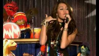 Top 10 Party Music Videos: Number 6 - GNO (Miley Cyrus and The Muppets)
