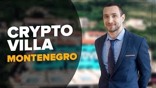 CRYPTOVILLA BCG to MONTENEGRO. БЛОКЧЕЙН. БИТКОИН. НОВОСТИ КРИПТЫ 2018. Blockchain Marketplace BCGTO
