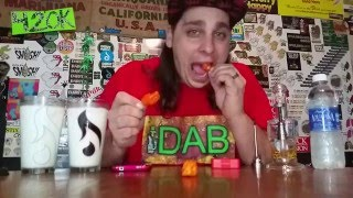 HABANERO DAB CHALLENGE!!!! by Custom Grow 420