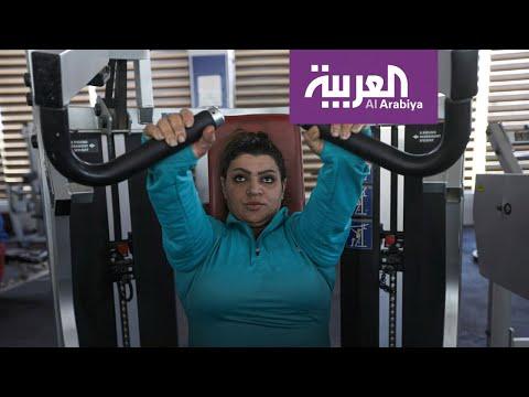 العرب اليوم - شاهد: أسرة كردية عجيبة في رفع الأثقال