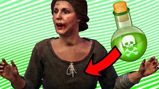 Can I POISONING AN ENTIRE VILLAGE in Kingdom Come Deliverance | Funny Moments