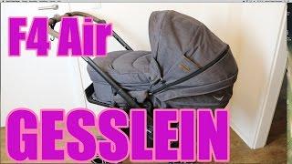 Unser Kinderwagen | Gesslein F4 Air+ | Detailvorstellung