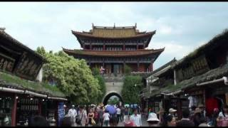 preview picture of video 'Short visit of Dali (Yunnan - China)'