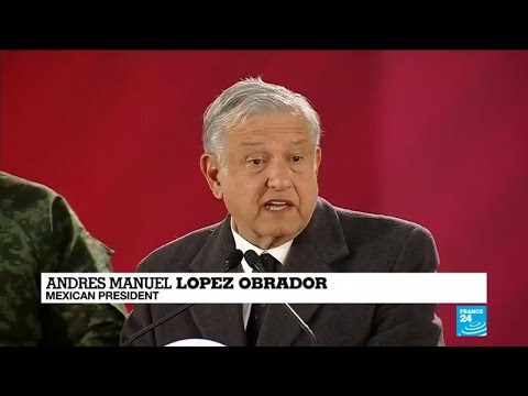 'We will eradicate this problem' of fuel theft, says Mexico's President Lopez Obrador