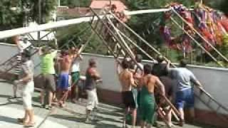 preview picture of video 'Sv.Annenske hody-Velatice-Staveni maje'