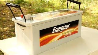 Аккумулятор Energizer 6ст-140 L+ (800A) 513*189*223 от компании ПКФ «Электромотор» - видео