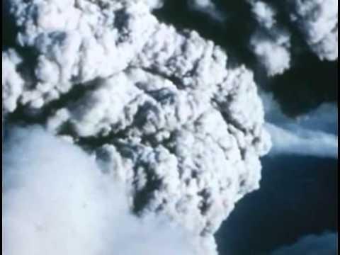Erupções vulcânicas – documentário da Discovery Channel