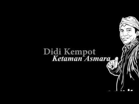 , title : 'Didi Kempot Ketaman Asmara Lyric'