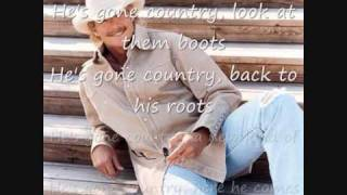 Alan Jackson - Gone Country lyrics